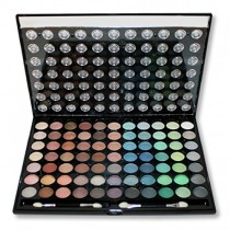 W7 Eye Shadow Paintbox 77 Shades Gift Set
