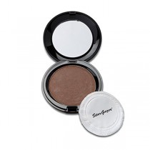 Stargazer Compact Pressed Powder Puff & Mirror Body Glow