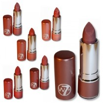 W7 Corals Lipsticks Collection - Set of Six