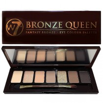 W7 Cosmetics EyeShadow Palette Bronze Queen