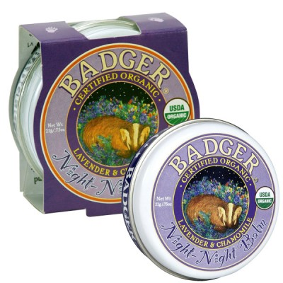 Mini Badger Balm 21g Night Night Balm