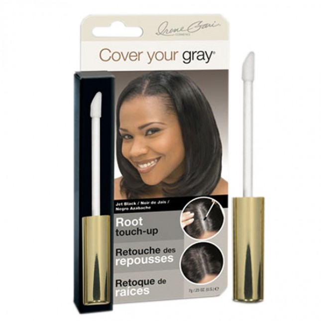 Cover Your Gray Root Touch Up Jet Black