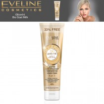 Eveline Glycerine Hand & Nail Cream with Goat Milk Moisture & Soft Skin - 100ml