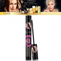 Eveline Extension Volume 4D Black Mascara Thickening False Definition Pink 10ml