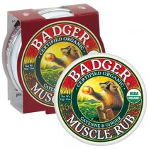 Mini Badger Balm 21g Muscle Rub