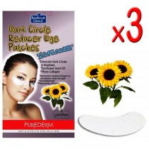 Purederm Dark Circle Reducer Patches (Pack of 3)