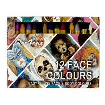 Stargazer Colour Sticks Face Kit