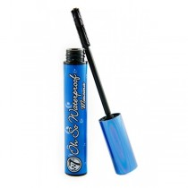 W7 Oh So Waterproof Mascara Blackest Black