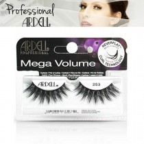 Ardell Cosmetics Professional 3D Mega Volume Lashes 253 False Eyelashes - Black