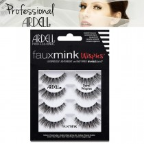 Ardell Professional Faux Mink Multipack Demi Wispies False Eyelashes - Black