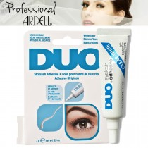 Ardell DUO Lash Adhesive Clear Glue Stick on False Lashes Salon Look 7g 0.25oz