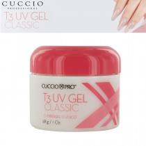Cuccio UV Gel Nail Sculpting Clear 28g For High Shine Natural & Artificial Nails