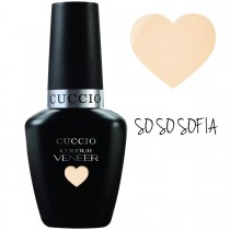 Cuccio Gel Nail Polish Veneer CORE COLOUR So So Sofia UV LED Lamp Soak Off 13ml