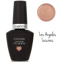Cuccio Gel Nail Polish Veneer CORE COLOUR Los Angeles Luscious UV LED Lamp Soak Off 13ml