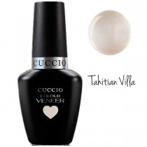 Cuccio Gel Nail Polish Veneer CORE COLOUR Tahitian Villa UV LED Lamp Soak Off 13ml