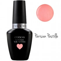 Cuccio Gel Nail Polish Veneer CORE COLOUR Parisian Pastille UV LED Lamp Soak Off 13ml