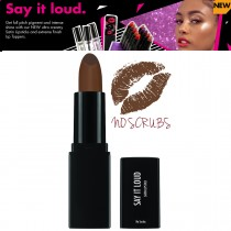 Sleek Say It Out Loud Satin Ultra Smooth Lipstick High Impact Lip - No Scrubs