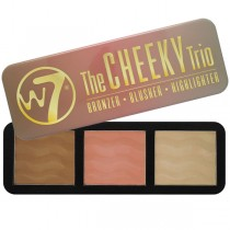 W7 Cosmetics The Cheeky Trio
