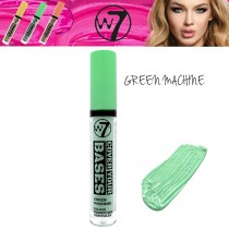 W7 Cosmetics Cover Your Bases Colour Correcting Pigment Concealer Green Machine