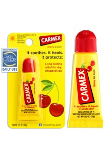 Carmex Cherry Lip Balm Tube 10g