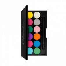 Sleek MakeUp i-Divine Eyeshadow Palette V1 Ultra Mattes
