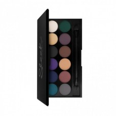 Sleek MakeUp i-Divine Eyeshadow Palette V2 Ultra Mattes